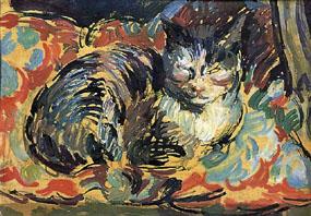 Duncan Grant, Opussyquinusque, circa 1932