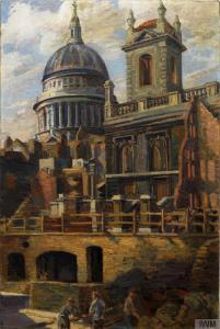St Paul's 1941