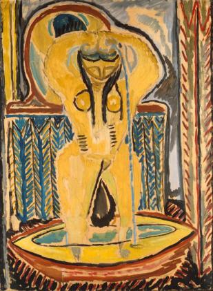 The Tub c.1913 Duncan Grant 1885-1978 Presented by the Trustees of the Chantrey Bequest 1965 http://www.tate.org.uk/art/work/T00723